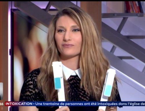 Hopoli passe à la TV sur LCI La matinale